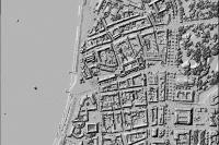 2m resolution LIDAR for Dusseldorf