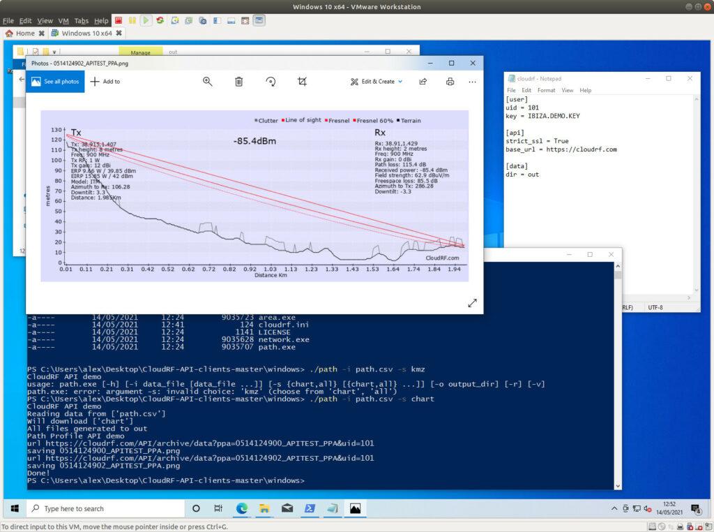 Windows CSV